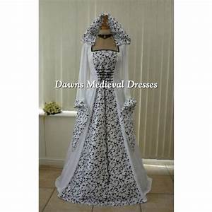 medieval hooded dress images With hooded wedding dress