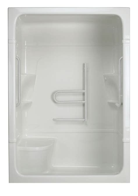 3 Shower With Seat by Mirolin 5 3 Shower Stall With Seat The