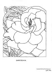 Free Printable Flower Coloring Pages