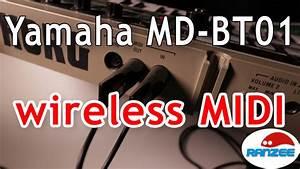 Yamaha Md Bt01 : yamaha md bt01 wireless bluetooth midi device ~ Jslefanu.com Haus und Dekorationen