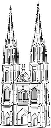Cologne Cathedral | Coloring pages