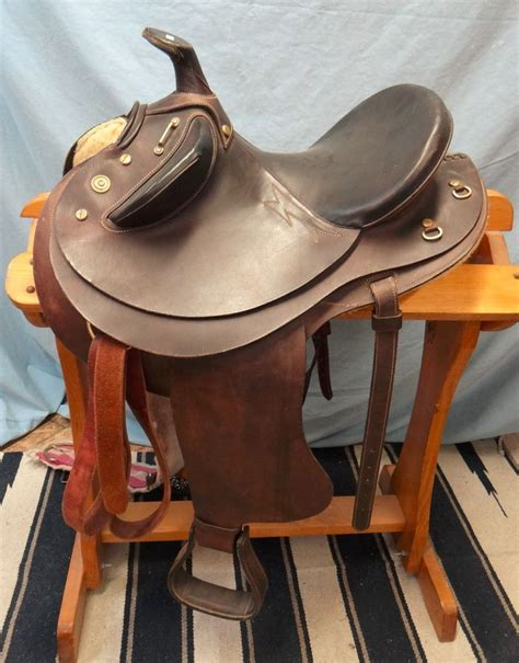 saddle australian saddles tack western