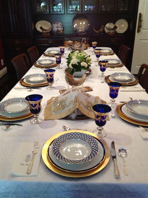 yom kippur table     endfor  good