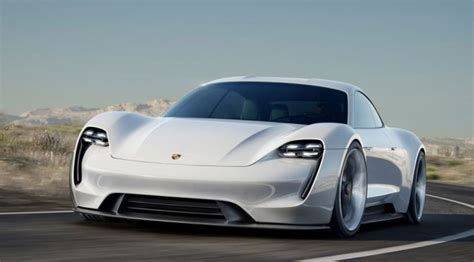 Fully Electric Sports Car by Porsche Fully Electric Sports Car Mission E Is Now Known