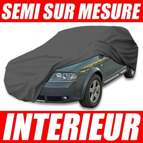 housse de protection pour voiture housse voiture haute qualite bache protection breaks protection interieure semi sur mesure