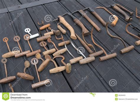 Boat Tools by Wooden Boat Repair Tools India