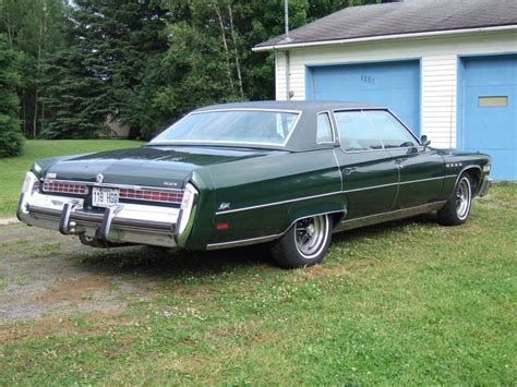 1976 Buick Electra 225 In