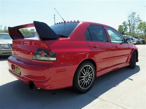 2006 Mitsubishi Lancer Evolution Mr For Sale by 2006 Mitsubishi Lancer Evolution Mr Edition For Sale In