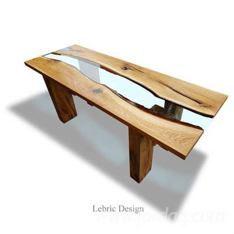 rustic dining table epoxy resin and wood tables