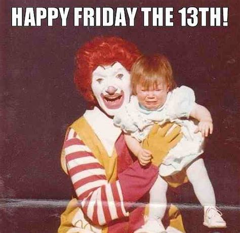 Funny Friday The 13th Memes - 20 friday the 13th memes sayingimages com