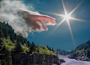 Basaldua blog: hand of god