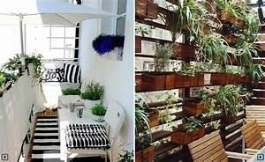 Amenager Petit Balcon Appartement : 6 conseils pour optimiser un petit balcon bnbstaging le blog ~ Zukunftsfamilie.com Idées de Décoration