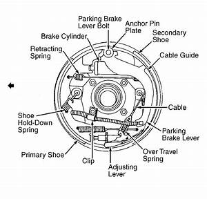 Diagram Brakes Ford Focus