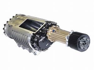 8 000hp Top Fuel Engine