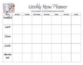 Budgeting Worksheets Pdf 45 Printable Weekly Meal Planner Templates Baby