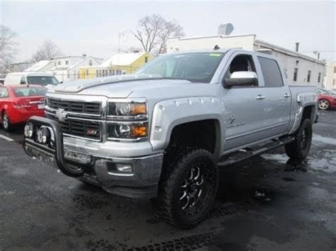 lifted  chevy silverado  lt southern comfort black