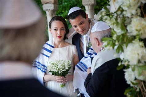 Jewish Wedding : Get Married In Italy With A Jewish Wedding