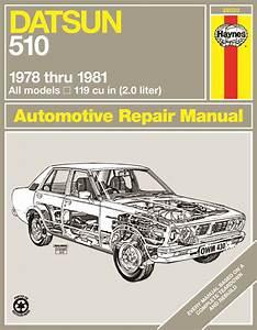 Datsun 510  78