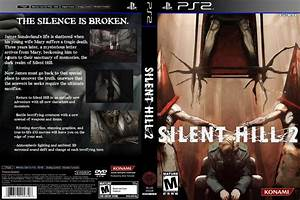 Silent Hill 2 (Custom) - Playstation Game Covers - Silent ...
