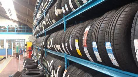 Lodge Tyres Co Ltd In 9 Heathfield Way, Northampton