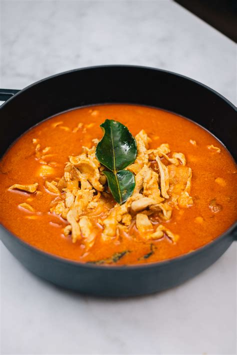 panang curry recipe quick thai panang curry the taste sf