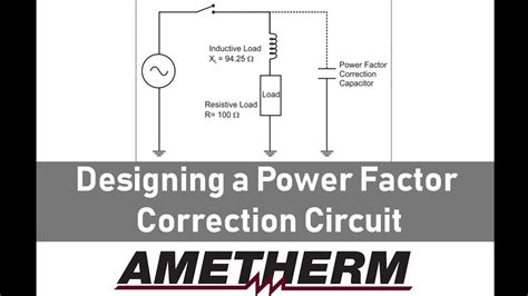 Designing Power Factor Correction Circuit Youtube