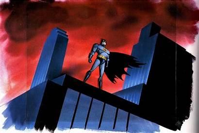 Animated Batman Mask Production 1992 Animation Batmananimated