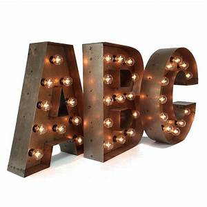 18 marquee letters custom steel marquee letter for Nicole s letter shop wooden marquee letters