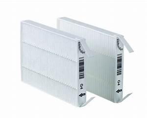 Filtre Vmc Double Flux : jeu de 2 filtres g4 pour vmc double flux zehnder comfospot50 ~ Dailycaller-alerts.com Idées de Décoration