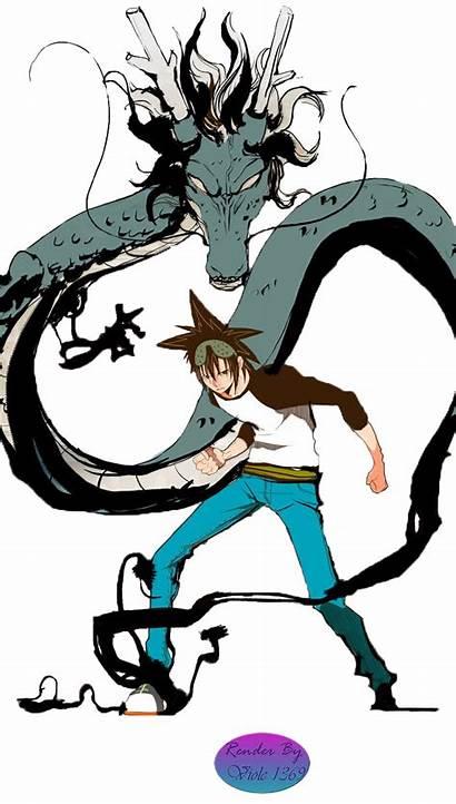 God Highschool Jin Mo Ri Anime Render