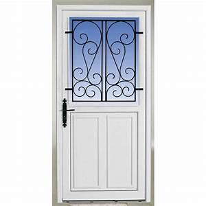 Porte D Entrée Pvc Lapeyre : porte d 39 entr e gu rande pvc portes ~ Farleysfitness.com Idées de Décoration
