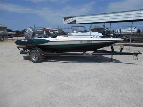 Triton Boats Longview Tx by Triton 18 Boats For Sale In