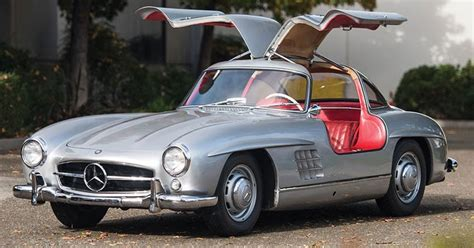 Mercedes Gullwing by Mercedes 300 Sl Gullwing Will Make Someone Empty His