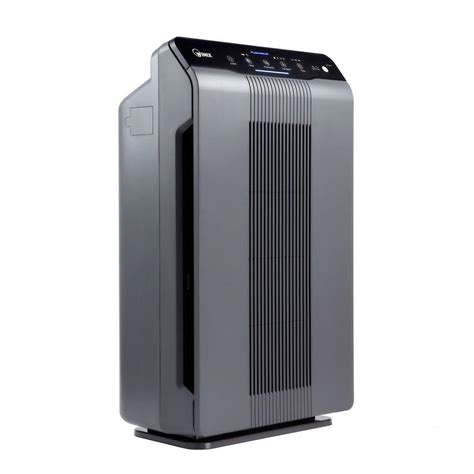 best fan and air purifier winix 5300 2 air cleaner with plasmawave technology 116100
