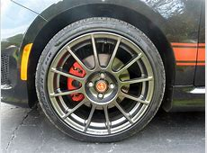500 Abarth red caliper, picture courtesy Michael Karesh