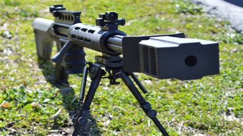 50 Bmg Uppers by Zel 50 Bmg Ar 15