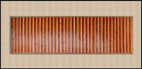 tappeti bamboo on line arreda con i tappeti shoppinland per bagno e cucina