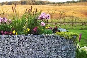 Bücher Zur Gartengestaltung : gabionen zur gartengestaltung ~ Lizthompson.info Haus und Dekorationen