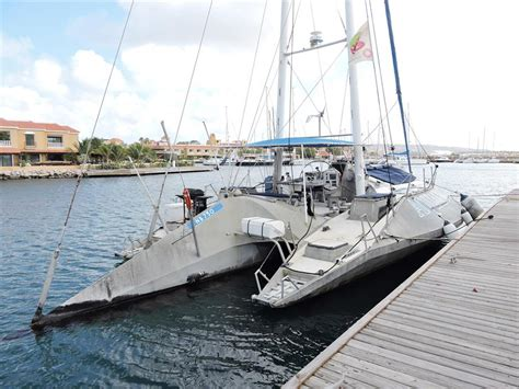 Trimaran Yacht Builders by Trimaran Glassbottom Boat Custom Buy And Sell Boats
