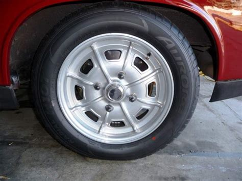 fs set   pedrini aluminum wheels pelican parts forums