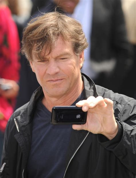 dennis quaid personality dennis quaid photo who2