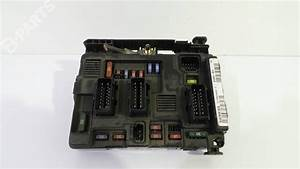 Fuse Box On A Citroen Xsara Picasso