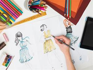 Drawing Skills For Fashion Illustration And Design