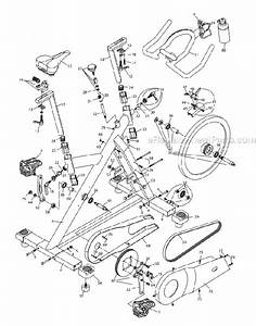 Vision Fitness Es700 Parts List And Diagram