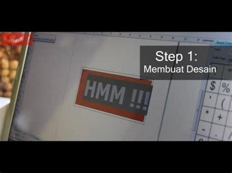 Cara Membuat Stiker Sederhana Youtube