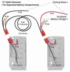 12 Volt Multi  4  Fused Connection Kit Fuses Included