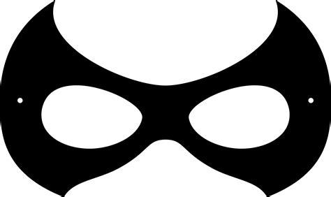 Batman Mask Coloring Page - Eskayalitim