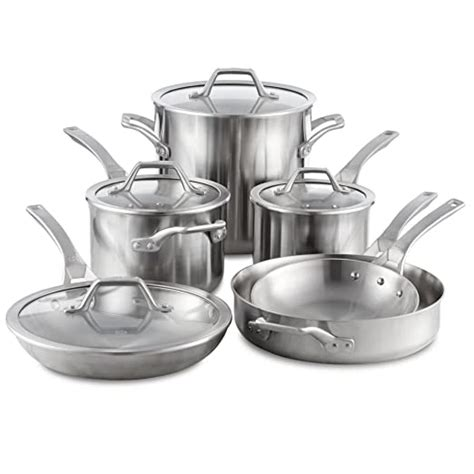 cookware stainless steel sets amazon