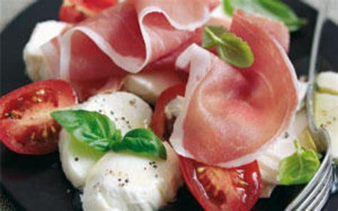 cuisine à l italienne recette salade à l 39 italienne économique et express