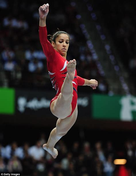 aly raisman talks   importance  tampons daily